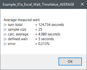 How to: Pause VBA Code Execution - ChE Junkie